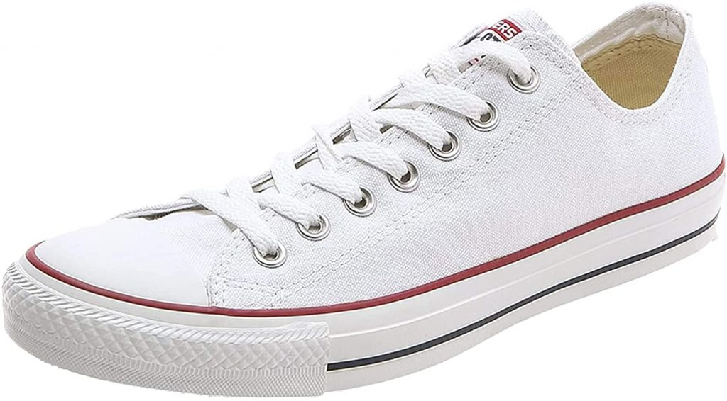 Converse Chuck Taylor All Star in Optical White