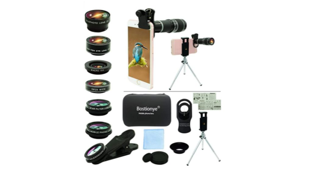 stocking stuffer ideas for men who love photography