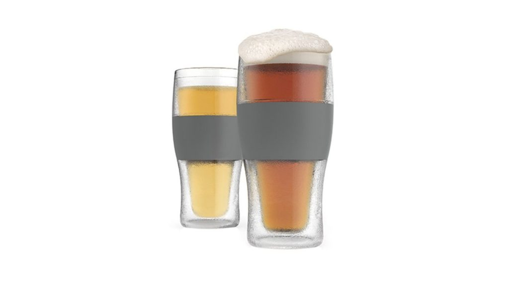 beer glasses as stocking stuffers for dad