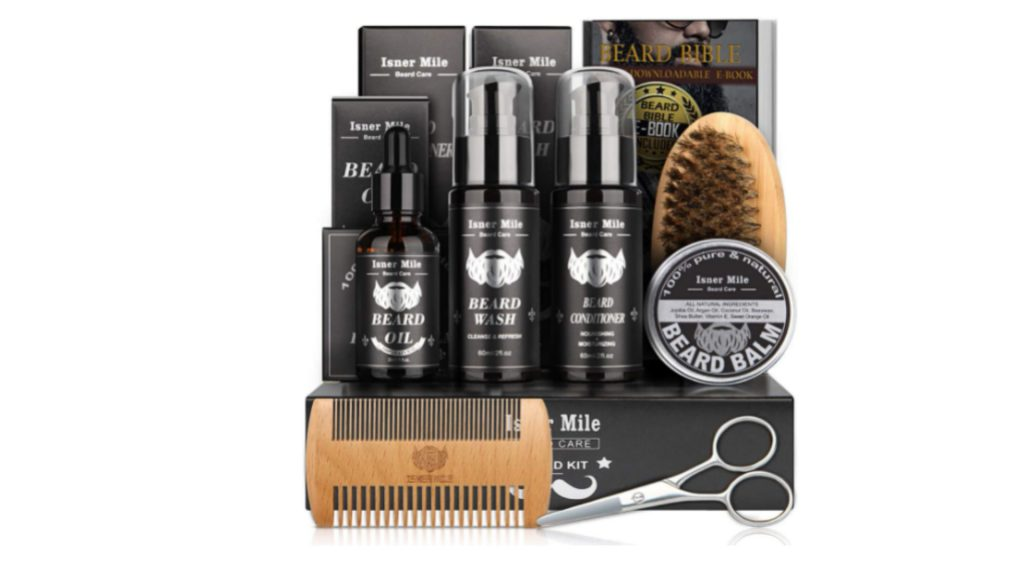 grooming kits as stocking stuffers for dad