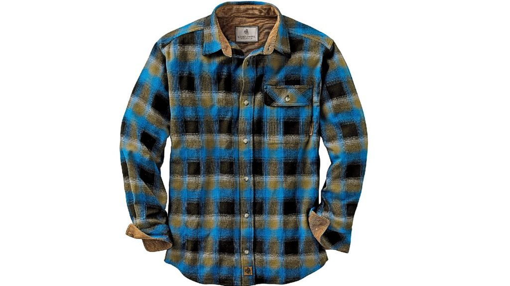 best flannel shirts as gift ideas for men