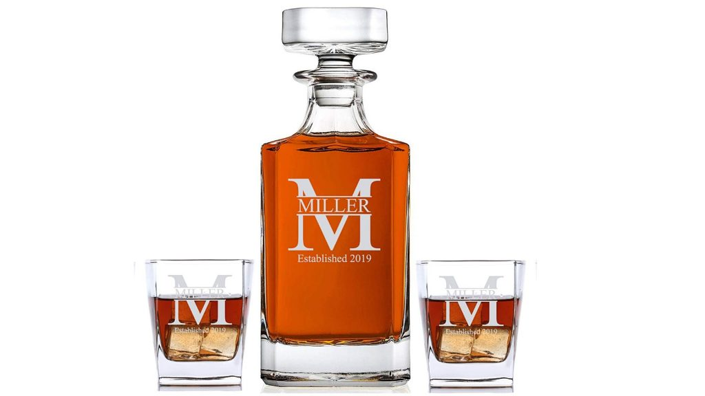 personalized stocking stuffer ideas for men who love whiskey