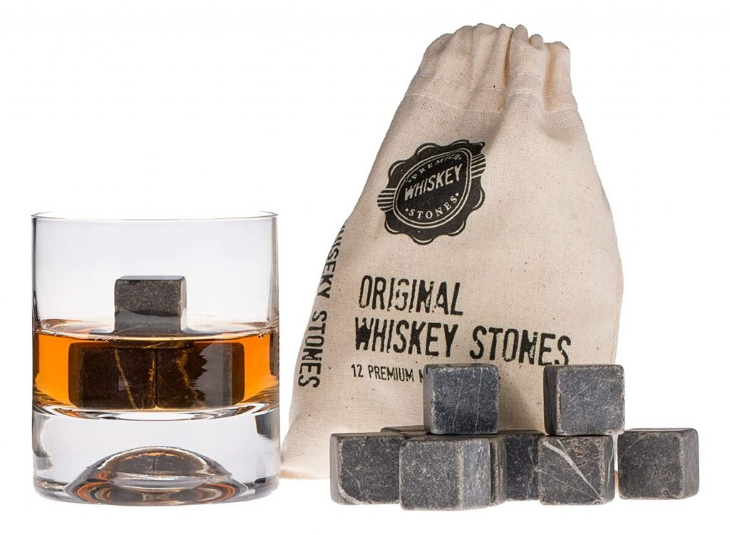 whiskey stones as stocking stuffers for dad