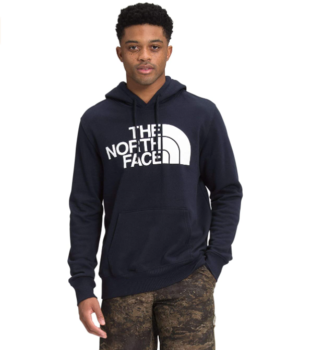 The North Face Pullover Half Dome Hoodie for Men
