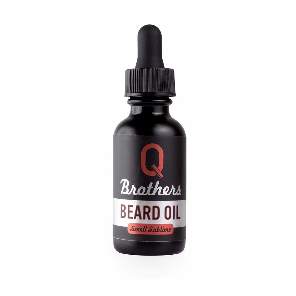 all natural beard oil by q brothers