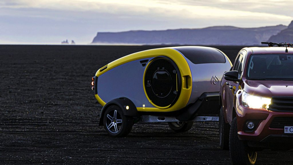 best teardrop trailer for small vehicles