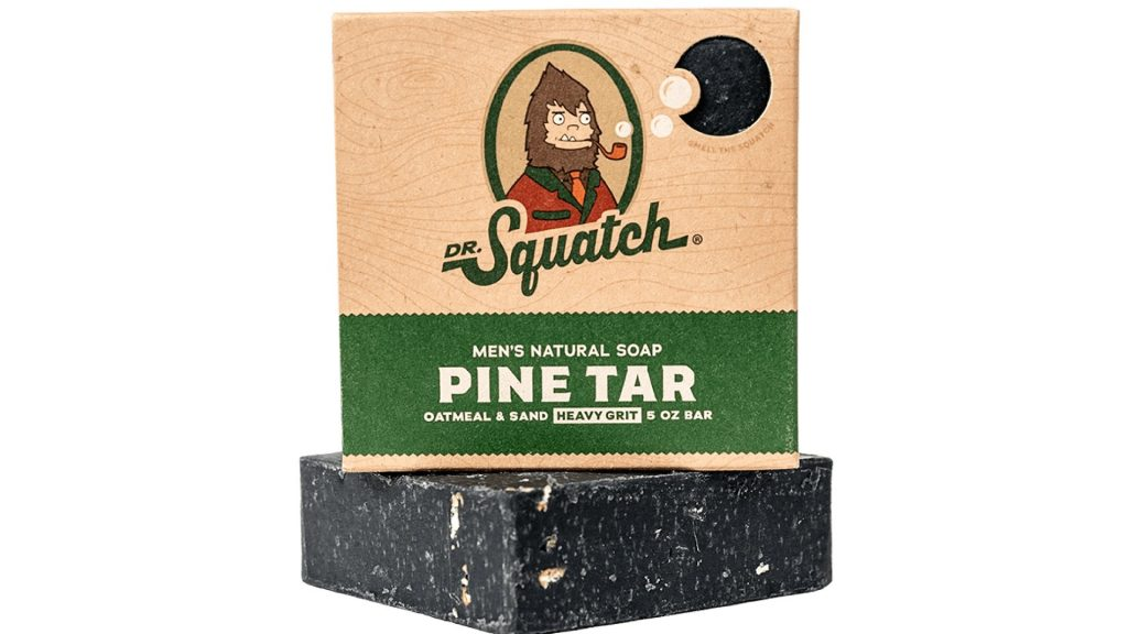 the best soap for men from dr squatch