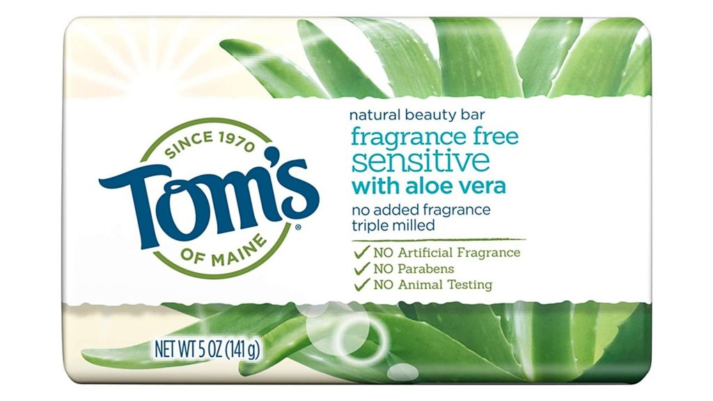 toms of maine soap for sensitive skin