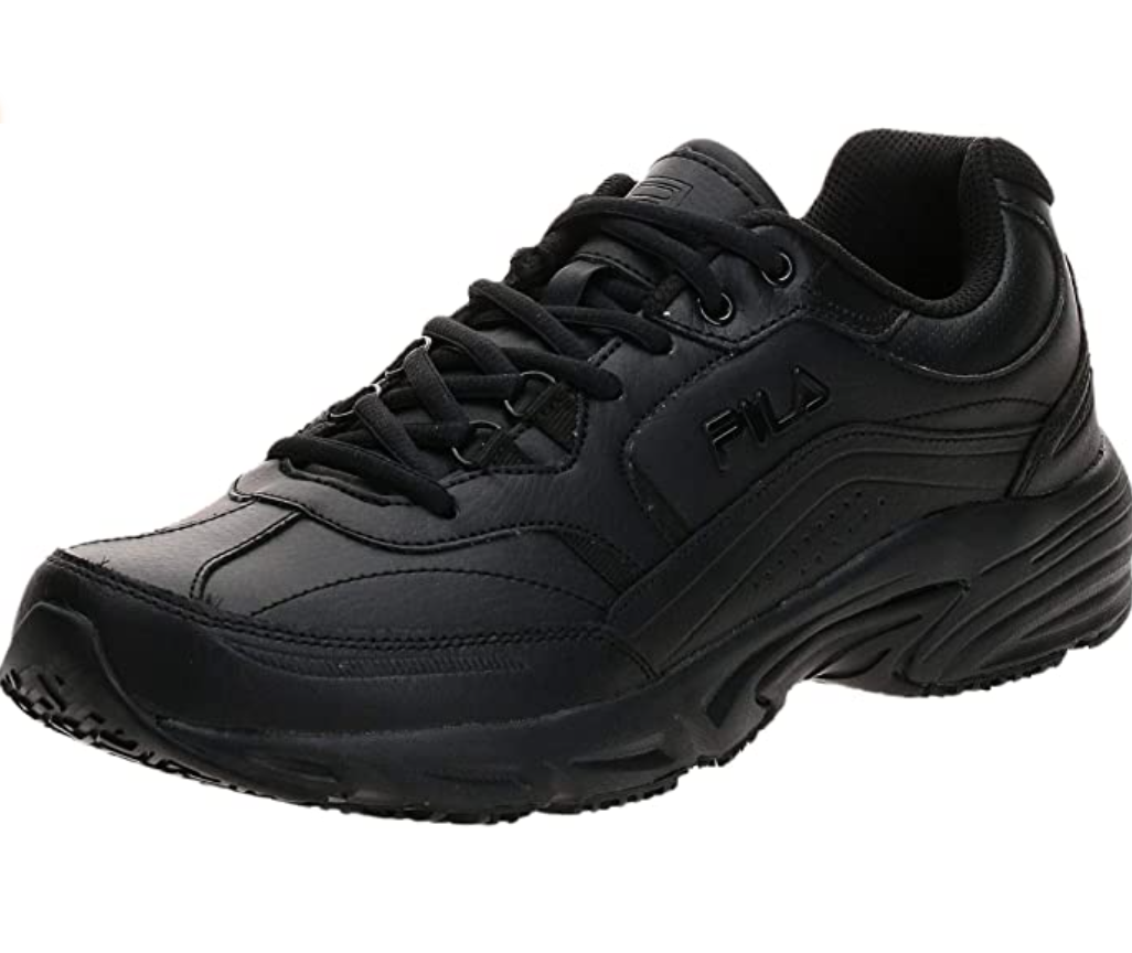 best men's athletic shoes for standing all day from fila