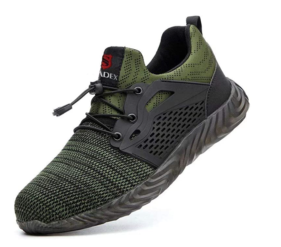 SUADEX Lightweight Safety Shoes for Men