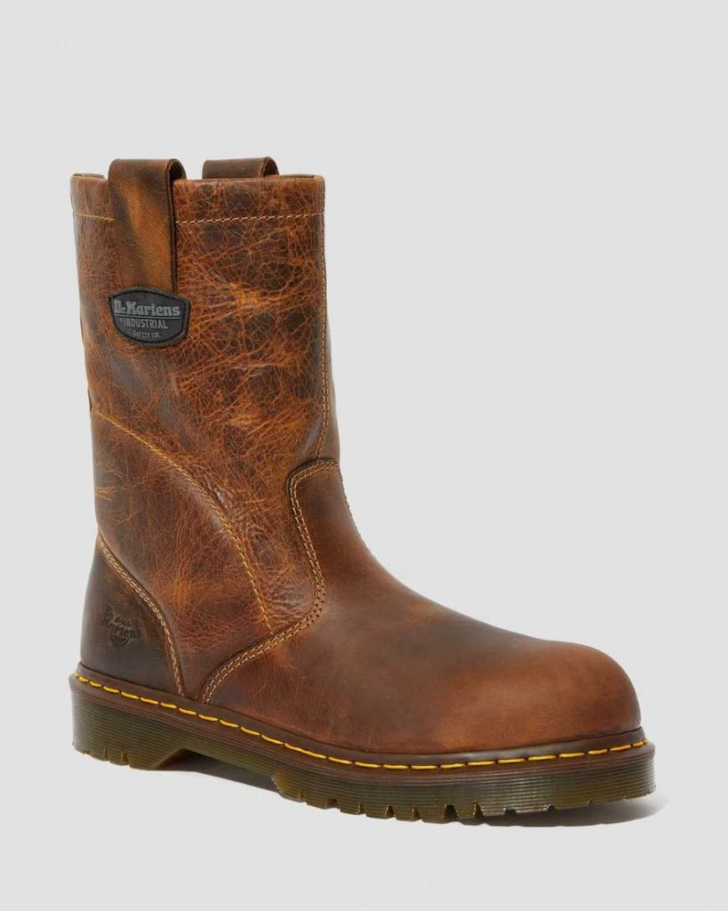 Dr. Martens Icon 2295 Industry Steel Toe Boots