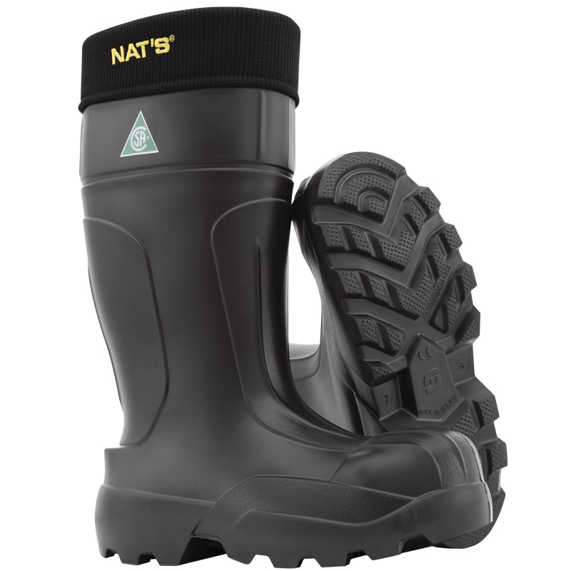 Nat's 1595 Insulated Men's Work Boots