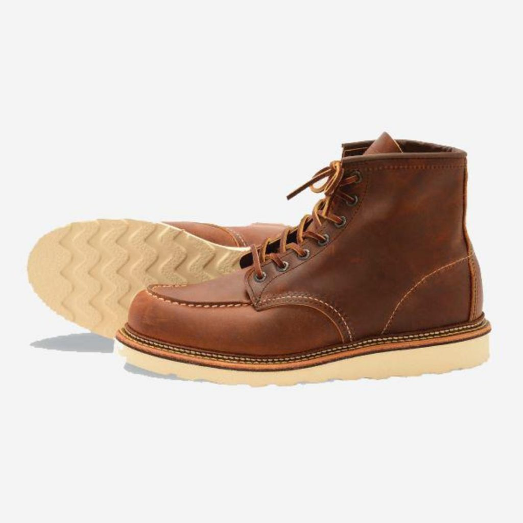 Red Wing Heritage Classic Moc Work Boot