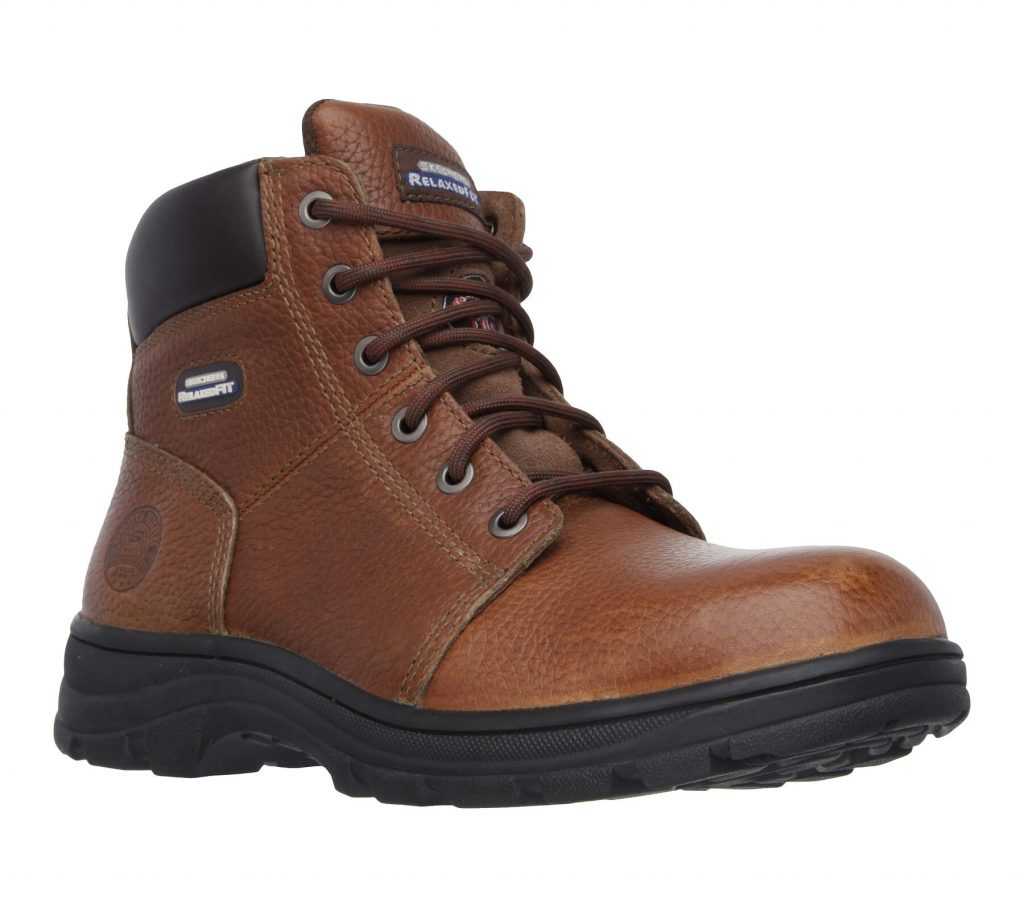 Skechers Workshire Relaxed Fit Boot